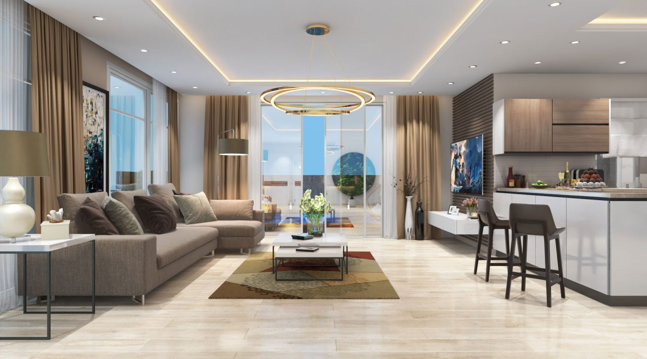 Capotal Icon Lounge - high standard apartments in islamabad