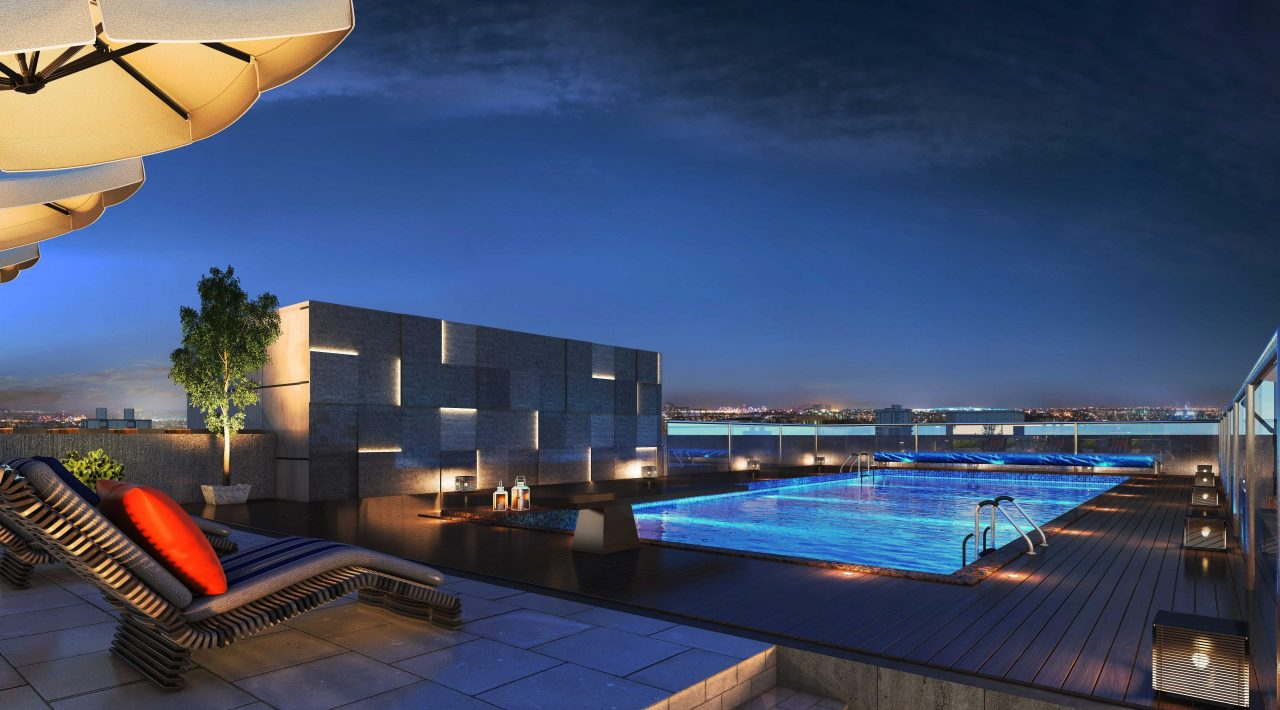 Luxury apartments with swimming pool in Islamabad - capital icon