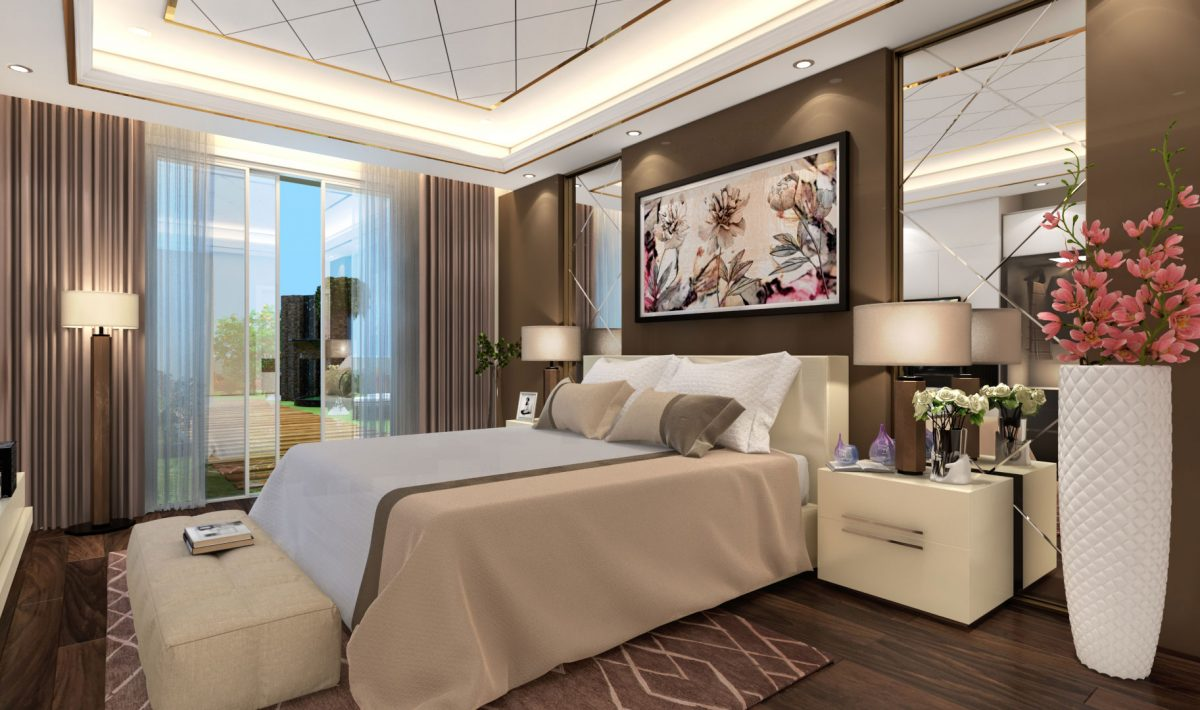One Bed Luxurious Apartments